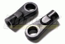 Plastic Rod End (2) for Losi LST w/ Integy MSR6