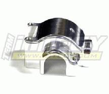 Silver Gear Box Housing for RC18T