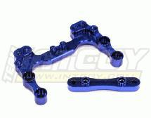 Alloy Hinge Pin Brace Set for Associated SC10 2WD
