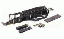 Graphite LCG Modified Chassis Set for Associated SC10 2WD