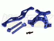 Alloy Front Shock Tower Set for Associated SC10 2WD