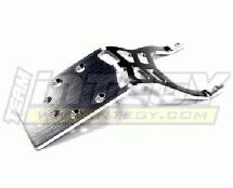 Billet Machined Rear Skid Plate for Traxxas 1/10 Slash 2WD