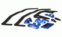 Roll Cage+Wing Mount for Traxxas Jato