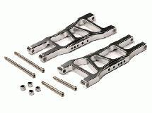 V2 Alloy Rear Lower Arm for Traxxas 1/10 Stampede 2WD, Rustler 2WD XL5 & VXL