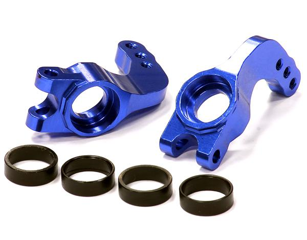 Rear hub carrier for traxxas 1 10 electric stede 2wd slash 2wd