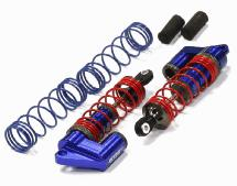 MSR9 Front Piggyback Shocks for Traxxas 1/10 Stampede 2WD, Rustler & Slash 2WD
