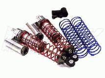 MSR9 Rear Piggyback Shocks for 1/10 Stampede 2WD, Rustler, Slash 2WD (L=102mm)