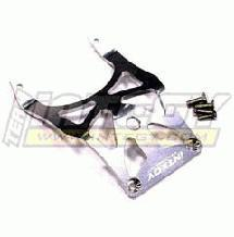 Front Skid Plate II for 1/10 Electric Stampede 2WD XL5
