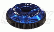 76T Metal Spur Gear for Traxxas Stampede 2WD, Rustler & Slash