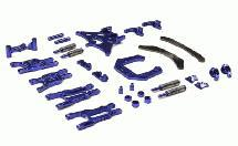 Billet Machined Type II Conversion Kit for Traxxas 1/10 Electric Slash 2WD