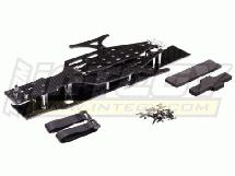 Graphite LCG Modified Chassis Set for Traxxas 1/10 Slash 2WD