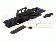LCG Modified Chassis Set for Traxxas 1/10 Electric Slash 2WD