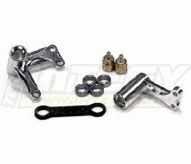 Steering Bellcrank Set for Traxxas 1/10 Electric Rustler 2WD & Slash 2WD