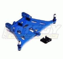 V2 Rear Shock Tower for Traxxas Rustler 2WD
