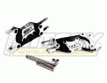 Front Lower Arm for Traxxas 1/10 Electric Rustler & Slash 2WD