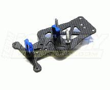 Graphite Upper Deck for Traxxas Rustler 2WD