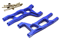 09 Alloy Front Lower Arms for 1/10 Electric Stampede 2WD & Rustler 2WD(XL5, VXL)