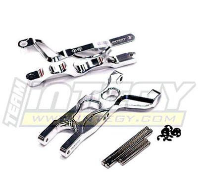 09 Alloy Front Lower Arm for 1/10 Electric Stampede 2WD & Rustler (XL5, VXL)