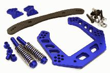 09 Alloy Front Shock Tower for Rustler 2WD (XL5, VXL)