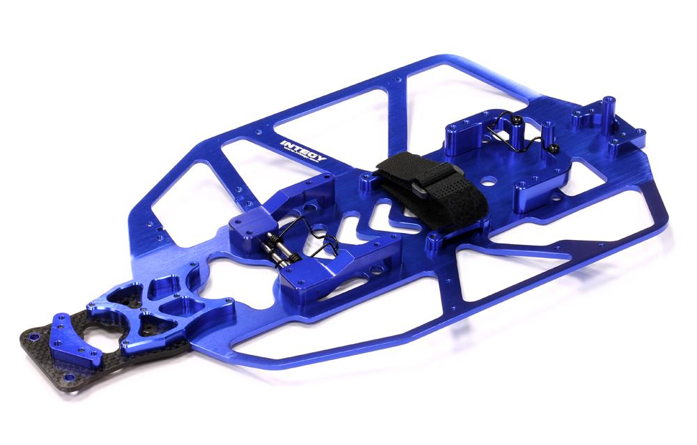 V2 Alloy Chassis Conversion Set for Traxxas 1/10 Electric Slash 2WD