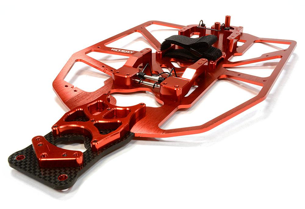 Alloy Chassis Conversion Set for Traxxas 1/10 Electric ...