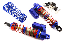 V2 MXR9 Front Piggyback Shocks for Traxxas Stampede, Rustler & Slash