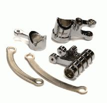 Alloy Steering BellCrank (3) for Losi 8ight (LOSA0801 & LOSA0802)