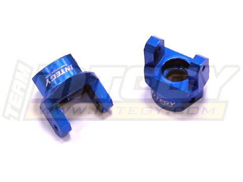 Alloy Caster Blocks for Losi Mini-Rock Crawler