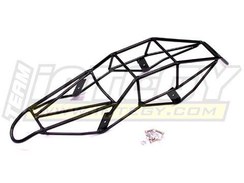 Steel Roll Cage Body for Mini-Rock Crawler