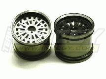 Alloy 12 Spoke Wheel (2) for Mini-LST