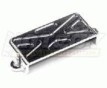Evolution Receiver Box Cover (S) for Traxxas 1/10 Electric Slash 2WD