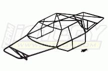Steel Roll Cage for Traxxas 1/10 Slash 4X4 (6808)