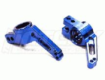 Billet Machined Rear Hub Carrier (2) for Traxxas 1/10 Slash 4X4 (6808)