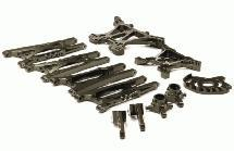 Billet Machined Alloy Conversion Set for Traxxas 1/10 Slash 4X4