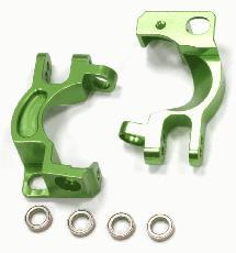 Billet Machined Caster Block (2) for Traxxas 1/10 Slash 4X4