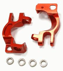 Billet Machined Caster Block (2) for Traxxas 1/10 Slash 4X4 & Rustler 4X4