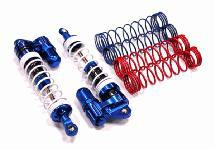 XSR3 Piggyback Rear Shock (2) for 1/10 Slash (Both) & Stampede 4x4 (L=107mm)