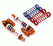 XSR4 Piggyback Rear Shock (2) for 1/10 Slash (Both) & Stampede 4x4 (L=107mm)
