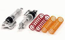 XSR5 Piggyback Rear Shock (2) for 1/10 Slash (Both) & Stampede 4x4 (L=108mm)