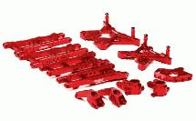 Billet Machined Suspension Set for 1/10 Stampede 4X4 & Slash 4X4 (non-LCG)