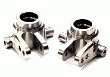 Billet Machined Steering Knuckle (2) for 1/10 Stampede 4X4 & Slash 4X4