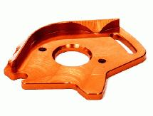 Billet Machined Motor Plate for 1/10 Stampede 4X4 & Slash 4X4 (non-LCG)