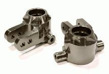 Billet Machined T2 Steering Block (2) for 1/10 Stampede 4X4 & Slash 4X4