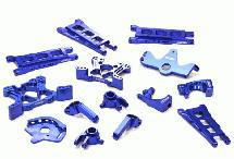 Billet Machined T2 Conversion Kit for 1/10 Stampede 4X4 & Slash 4X4
