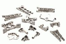 Billet Machined T2 Conversion Kit for 1/10 Stampede 4X4 & Slash 4X4 (non-LCG)
