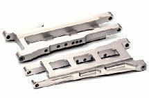 Billet Machined T2 Lower Suspension Arm (2) for 1/10 Stampede 4X4 & Slash 4X4
