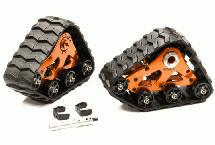 Front Snowmobile & Sandmobile Conversion for Traxxas 1/10 Stampede 4X4 Slash 4X4