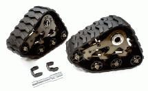 Rear Snowmobile & Sandmobile Conversion for Traxxas 1/10 Stampede 4X4, Slash 4X4