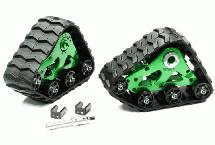 Rear Snowmobile & Sandmobile Conversion for Slash2WD Stampede2WD Rustler Bandit