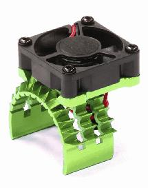 T2 Motor Heatsink w/ Cooling Fan for Traxxas 1/10 Stampede 4X4 & Slash 4X4